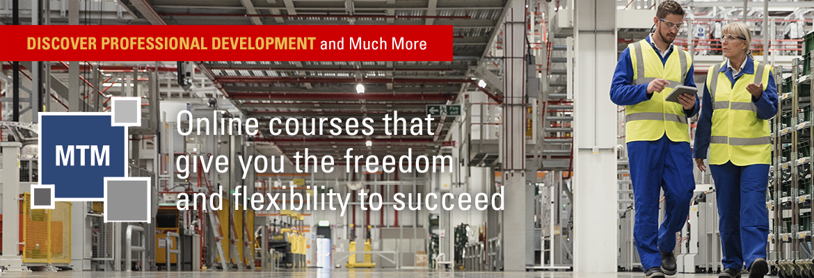 Main MTM Banner - Online Courses that give you the freedom abd flexibility to succeed