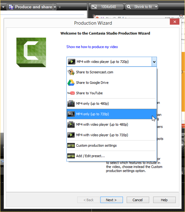 exporting windows 2