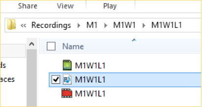 exporting windows 5