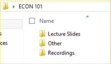 recoding pc set up1