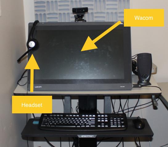 recoding pc set up2